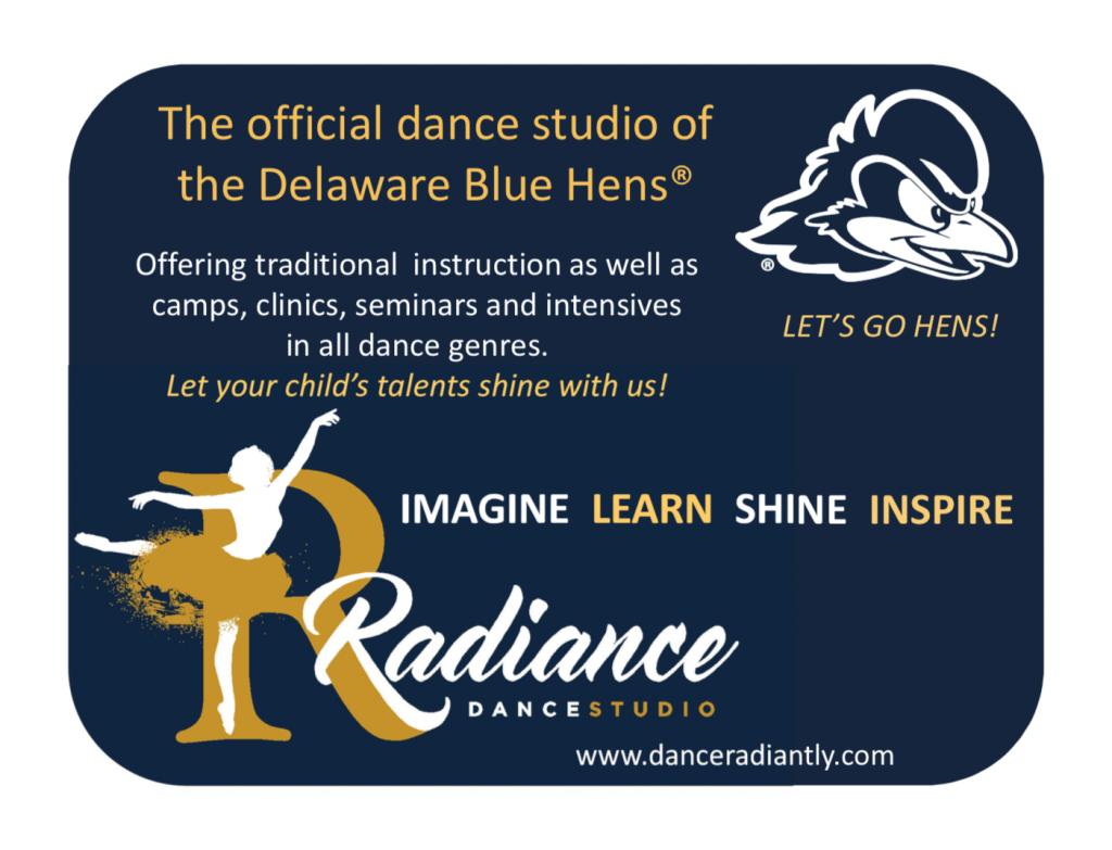 Delaware Blue Hens Dance
